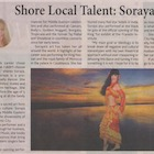 Shore Local Talent: Soraya
